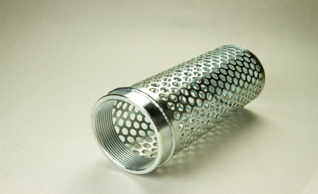 Suction Strainers - Galvanized Steel and Long Style Strainers