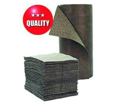 Universal Absorbent Pads - 100 Pack