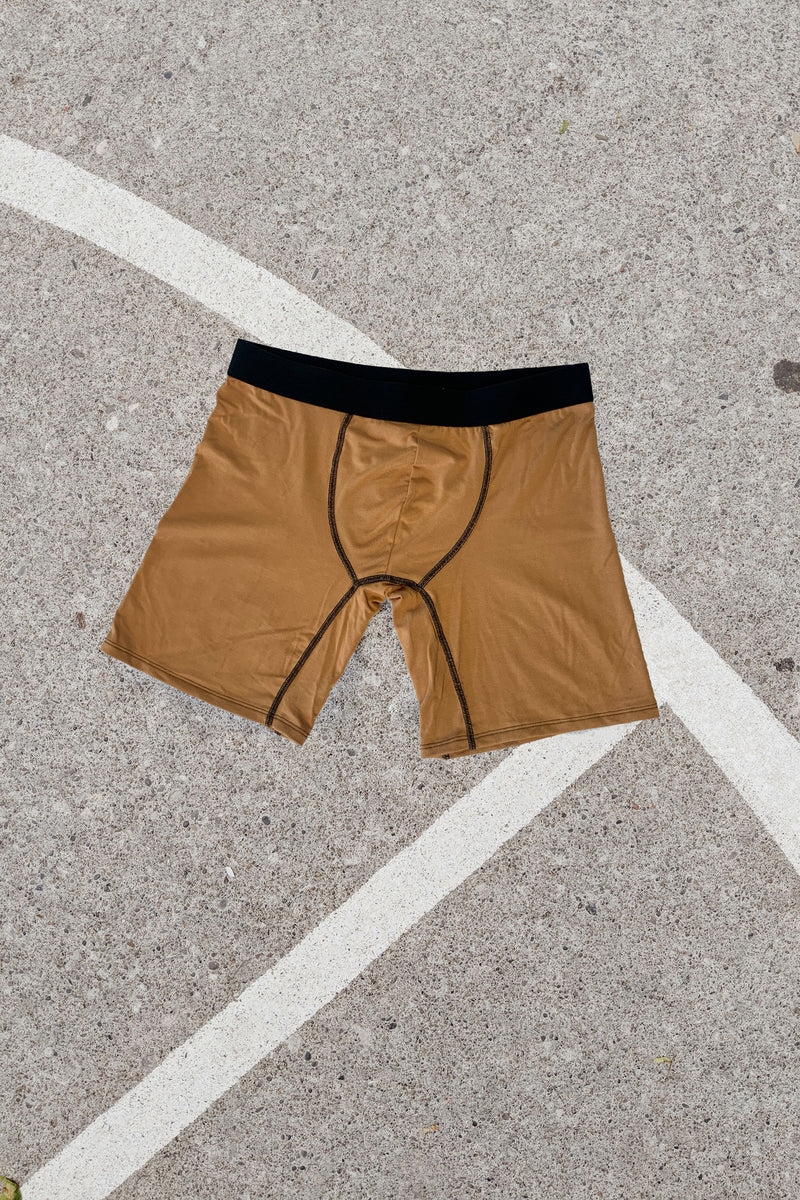 Boxer Briefs in Caramel