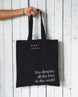 All The Love Tote