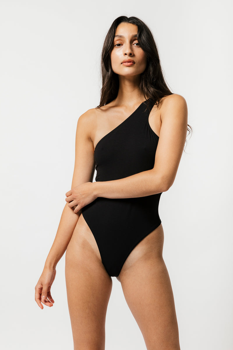 Del Bodysuit in Black