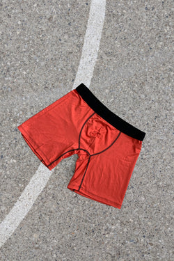 Boxer Briefs in Orange