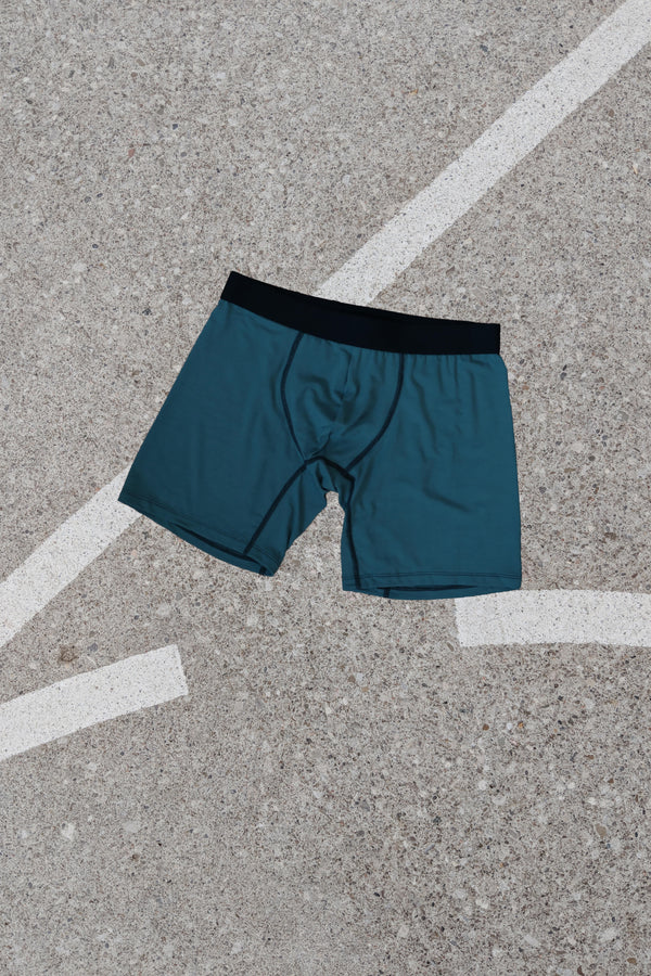Boxer Briefs in Teal