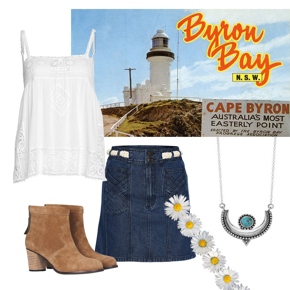 Travel Byron Bay with Turquoise Lane Fashion Perth