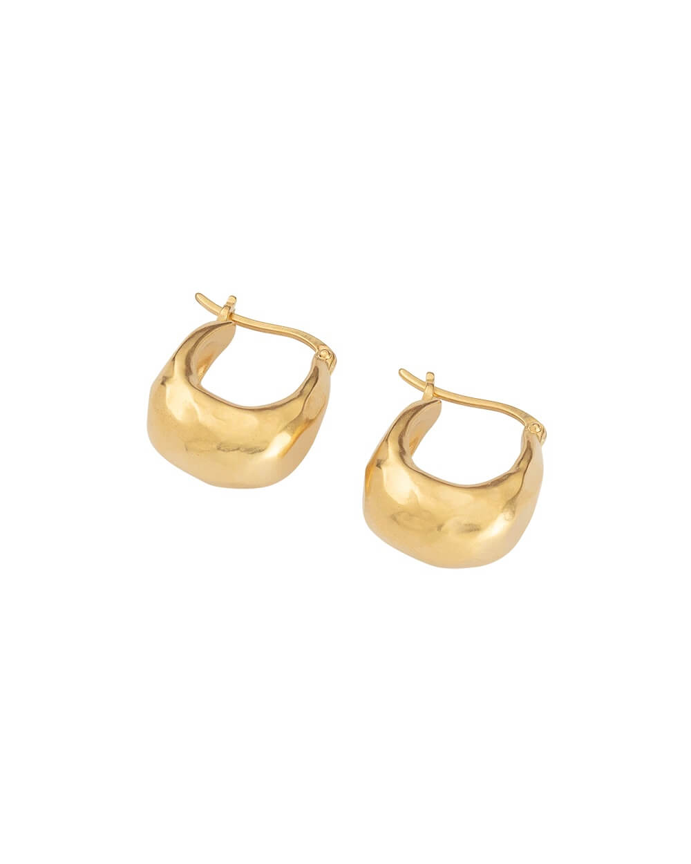 Essence Hoops Small - Gold