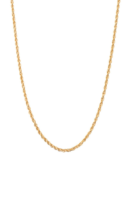 Rope Choker - Gold