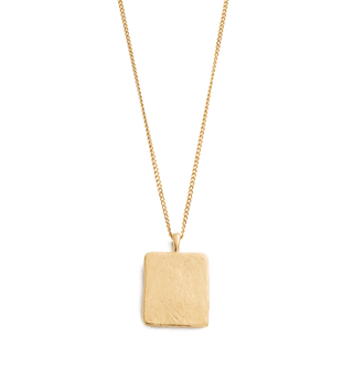 Under The Night Sky Necklace - Gold