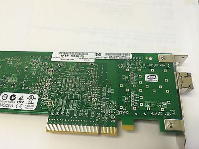 HP Qlogic QLE-2560-8Gb Fibre Channel HBA-Part # 489190-001, AK344-63002