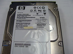 HP MSA2000 10K 600GB SAS Hard Drive w/ Tray & Dongle - Micro Technologies (yourdrives.com)