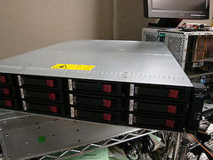 HP MSA2012FC AJ743A 12X 600GB 10K SAS 2 481341-001 FC  7.2TB's 2 Power Supplies - Micro Technologies (yourdrives.com)
