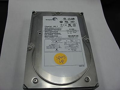 Seagate Cheetah ST3146707LW 10K.7 146GB 68 Pin Ultra U320 SCSI Hard Drive - Micro Technologies (yourdrives.com)