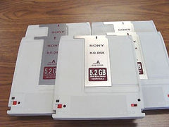Sony MO Media EDM-5200B 5.2GB Optical Disk Rewritable 2048 byte/sector - Micro Technologies (yourdrives.com)