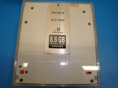 Sony EDM-8600B Optical Disk 8.6GB RW 2048 Byte Sector in Plastic Clamshell - Micro Technologies (yourdrives.com)