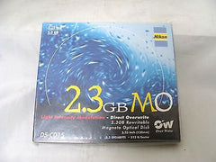 NEW SEALED NIKON 2.3GB REWRITABLE MO DIRECT OVERWRITE MEDIA D5-CD15 - Micro Technologies (yourdrives.com)