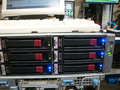 HP DL320 AH691 5.4TB Storage Xeon 3070 2.66Ghz 6Gb RAM P800 SAS 14 X 450GB SAS - Micro Technologies (yourdrives.com)