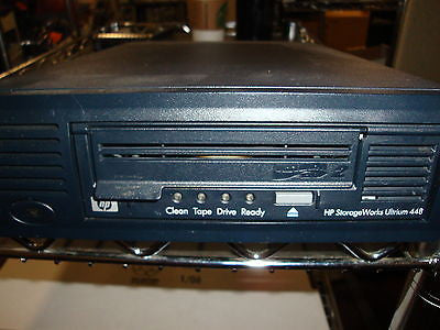 HP DW017A  LTO2 Ultrium 448 External Tape Drive 200/400Gb LVD SCSI - Micro Technologies (yourdrives.com)