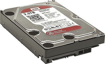 "Western Digital WD20EFRX RED 2TB IntelliPower 64MB cache SATA6.0Gb/s 3.5"" HDD - Micro Technologies (yourdrives.com)"