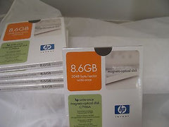 NEW HP C7986A 8.6gb WORM Optical Media Pack of 5 - Micro Technologies (yourdrives.com)
