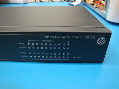 HP JE073A Managed Switch A5120-16G SI Layer 3 Switch - Micro Technologies (yourdrives.com)