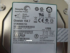 Box of 20 Seagate ST3600057SS Cheetah 15K.7 600 GB,15000 RPM, 9FN066-881 - Micro Technologies (yourdrives.com)