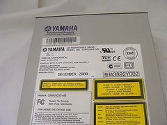 Yamaha CRW2100E-NB Cd-Rewritable Drive 16x10x40 IDE - Micro Technologies (yourdrives.com)