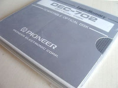 New Pioneer LaserMemory DEC-702 Rewritable Optical Disk 5.25'' 654 MB - Micro Technologies (yourdrives.com)