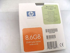 NEW HP C7986A 8.6gb WORM Optical Media - Micro Technologies (yourdrives.com)