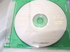 *New* 5 Pack PIONEER DVS-R4700SP DVD-R Discs for Authoring 4.7GB - Micro Technologies (yourdrives.com)