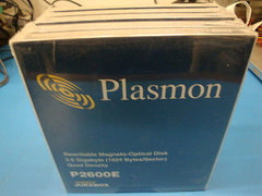 Plasmon P2600E MO Media 2.6GB RW *NEW* Optical Disk 1 Piece EDM-2600C EDM-2600B - Micro Technologies (yourdrives.com)