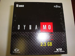 "Fujitsu 2.3GB 3.5"" RW MO Media CA90002-C031 Box of 5  *NEW* (same as EDM-G23C) - Micro Technologies (yourdrives.com)"