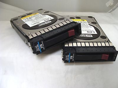 Qty 6 Western Digital 508040-001 2TB 7.2kRPM SATA Drive WD2003FYYS in HP tray - Micro Technologies (yourdrives.com)