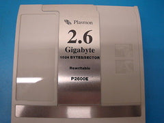 Plasmon P2600E MO Media 2.6GB RW  USED Optical Disk 1 Piece EDM-2600C EDM-2600B - Micro Technologies (yourdrives.com)
