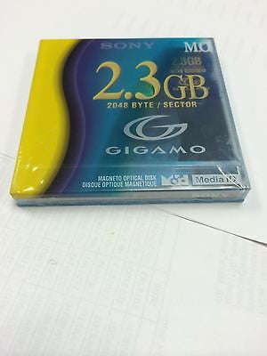 "Sony 2.3GB MO Media EDMG23C  *NEW* 1 Piece  Rewritable 3.5"" - Micro Technologies (yourdrives.com)"