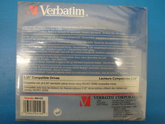 Verbatim  94123 Rewritable 9.1GB NEW Factory Sealed Optical Disk - - Micro Technologies (yourdrives.com)