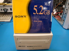 HP C1114J  5200EX 5.2GB Magneto Opt Dr. With SONY EDM-5200B 5.2GB Rewrit. Media - Micro Technologies (yourdrives.com)