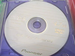 New PIONEER DVS-R4700SP DVD-R Discs for Authoring 4.7GB - Micro Technologies (yourdrives.com)