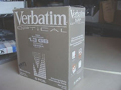 NEW Verbatim 89177 1.3GB 1024b/s WORM *Pack of 5* CWO-1300B CWO-1300C - Micro Technologies (yourdrives.com)