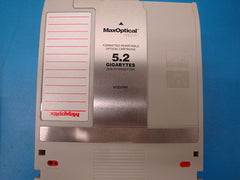 Maxoptix M5200RW  5.2GB RW Optical Disk  EDM-5200B EDM-5200C  1 Piece - Micro Technologies (yourdrives.com)