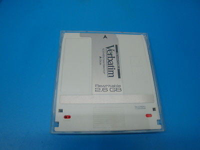 Verbatim 91204 1 Piece 2.6GB RW Used Optical Disk  in Plastic Shell   EDM-2600C - Micro Technologies (yourdrives.com)