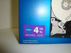 "3 Year NEW - Western Digital Surveillance 4TB Int  3.5"" WDBGKN0040HNC-NRSN - Micro Technologies (yourdrives.com)"