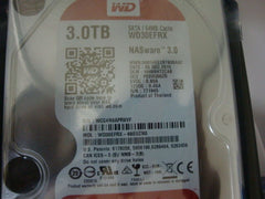 "NEW - 3 Year Warranty NEW Western Digital Red 3TB, 7200 RPM,3.5"" WD30EFRX NAS - Micro Technologies (yourdrives.com)"