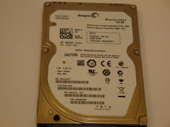 "Seagate ST9160314AS Momentus 160GB Internal 5400RPM 2.5"" HDD - Micro Technologies (yourdrives.com)"