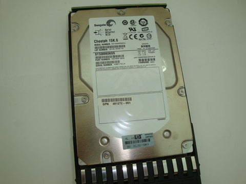 "HP AJ736A MSA2 P2000 300GB Dual Port 3.5"" Hard Drive in Tray 15K SAS Hard drive"