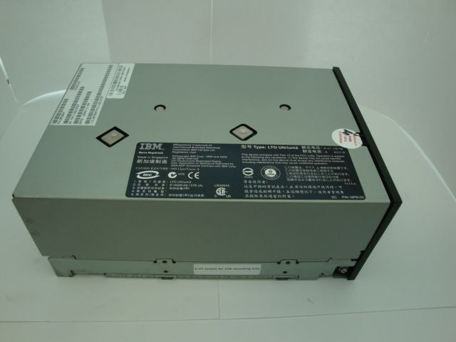 IBM 18P9047 LTO2 Tape Drive 200/400GB LVD SCSI - Micro Technologies (yourdrives.com)