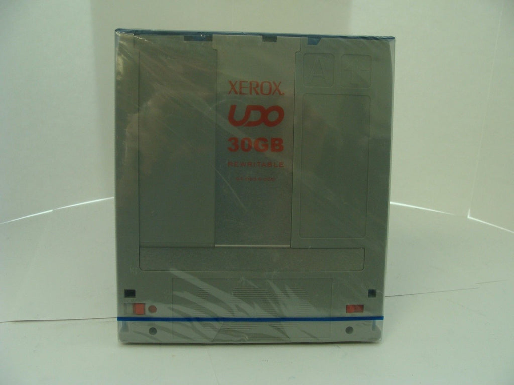 "*NEW* Xerox UDO30GBRW Optical Disk 97-0852-000 5.25"" Rewritable Media - Sealed - Micro Technologies (yourdrives.com)"