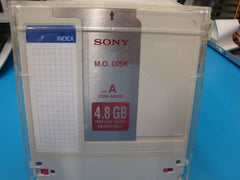 USED Sony MO Media EDM-4800B  Qty 6 Pieces 4.8GB RW  in Clamshell Case EDM-4800C - Micro Technologies (yourdrives.com)