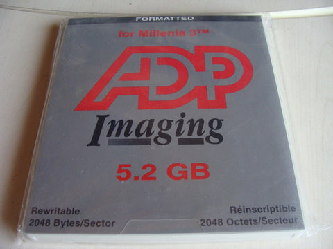 ADP 5.2GB NEW Rewritable Optical Disk  EDM-5200B EDM-5200C 1 Piece