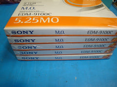 Sony MO Media EDM-9100C NEW 5 Pack Factory Sealed  9.1GB RW  Optical Disk - - Micro Technologies (yourdrives.com)