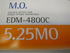 USED Sony MO Media EDM-4800C  Qty 1 Piece 4.8GB RW  EDM-4800B - Micro Technologies (yourdrives.com)