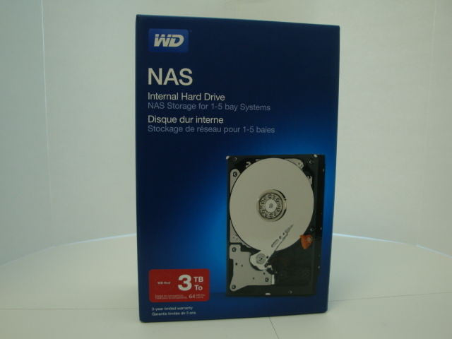 NEW 3 Year warranty  WDBMMA0030HNC-NRSN 3TB  RED NAS  64MB cache SATA 6.0Gb/s - Micro Technologies (yourdrives.com)